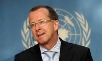 Enviado especial de ONU llega a Libia