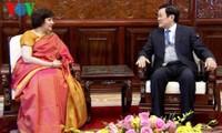 Vietnam se compromete a facilitar inversiones de India en el país