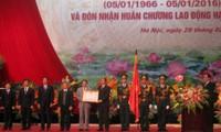 Conmemoran 50 aniversario del Departamento de Asuntos Internos del PCV