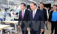 Vice primer ministro Nguyen Xuan Phuc visita provincia central de Da Nang