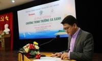 """Programa """"Truong Sa verde"""" para ayudar a soldados y pobladores isleños vietnamitas"""