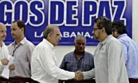 Firma de acuerdo de paz entre Gobierno colombiano y las FARC no pasará de mayo próximo