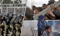 ONU alerta situación extrema de migrantes en la frontera Grecia –Macedonia