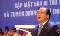 Hanoi promueve formas de emprendimiento innovadoras entre los jóvenes