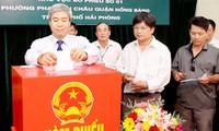Frente de la Patria de Vietnam realiza estricta supervisión electoral