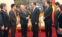 Estrechan relaciones de amistad y cooperación entre Vietnam y Japón
