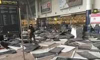 Al menos 30 muertos por explosiones en Bruselas