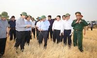 Orienta vicepremier vietnamita medidas para enfrentar sequía en Meseta Occidental