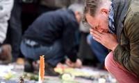 Bélgica rinde tributos a víctimas de atentados terroristas de Bruselas