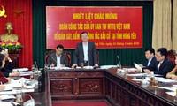 Localidades vietnamitas continúan actividades de preparación de próximas elecciones legislativas