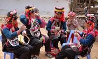 Los Ha Nhi en la comunidad étnica de Vietnam