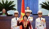 Electorado vietnamita confía en la dirección de la nueva presidenta parlamentaria