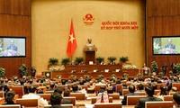 Parlamento vietnamita analiza situación socioeconómica