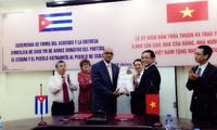 Vietnam mantiene apoyo y solidaridad invariable con pueblo hermano de Cuba