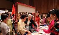 Vietnam asiste a la Feria caritativa de la Asociación de Mujeres de Asia- Pacífico