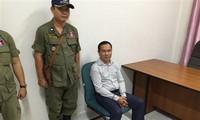 Camboya detiene a diputado acusado de usar mapa falso de frontera con Vietnam