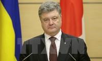Presidente de Ucrania rechaza disolución del Parlamento