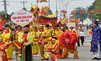 Amplio programa cultural en el marco del Festival de Templo de reyes Hung 2016