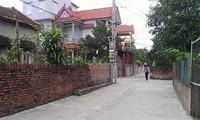 Unas 1760 comunas vietnamitas cumplen con los nuevos estándares de renovación rural