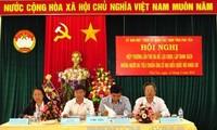III Conferencia Consultiva de las elecciones legislativas y de los Consejos Populares