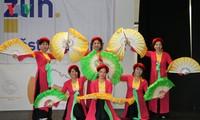Cultura vietnamita en Festival Multiétnico Internacional en República Checa