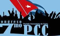 Cuba publica agenda de VII Congreso de Partido Comunista