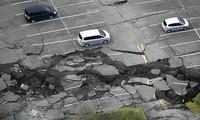 Otro terremoto de 7,3 grados azota Japón