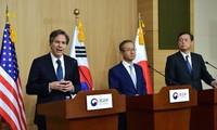 Corea del Sur, Estados Unidos y Japón envían advertencia a Corea del Norte