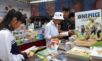 Inaugurada tercera edición del Día del Libro de Vietnam