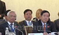 Inauguran primera Conferencia de Presidentes Parlamentarios Asia- Europa