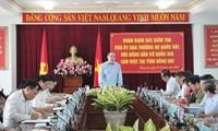 Supervisan preparativos para próximas elecciones parlamentarias en Vietnam
