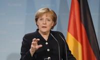 Merkel llama al cumplimiento del acuerdo Unión Europea-Turquía sobre refugiados