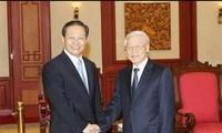Dispuesto Vietnam a robustecer cooperación integral con China