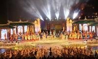 Inaugurado Festival Hue 2016, gran fiesta de cultura y arte de Vietnam