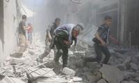 Rusia y Estados Unidos trabajan juntos para establecer un mecanismo de alto el fuego en Alepo