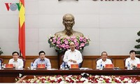 Primer ministro vietnamita insta al trabajo responsable de todos los miembros del gabinete