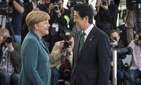 Alemania y Japón debaten agenda para próxima Cumbre del grupo G7