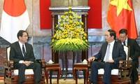 Comparten Vietnam y Japón intereses estratégicos, según presidente vietnamita