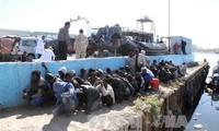 Italia y Alemania afianzan cooperación en respuesta a crisis migratoria