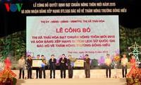 Elogia vicepremier vietnamita movimiento nacional de construcción de nueva ruralidad