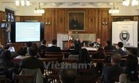 Expertos internacionales analizan situación en Mar Oriental