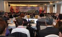 Celebran conferencia de alto nivel del Foro Regional de la ASEAN en Laos