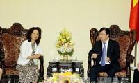 Vietnam y China intensifican cooperación entre localidades