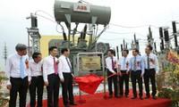 Inaugurada subestación de 110 kilovatios en saludo a próximos comicios en Vietnam