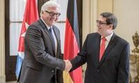 Alemania y Cuba consolidan relaciones de cooperación bilateral