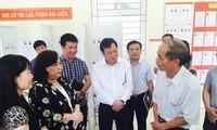 Diputados de alta moral y talentosos, merecedores de los próximos votos del electorado vietnamita