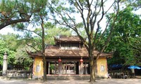 Pagoda Con Son, un relevante centro cultural y espiritual