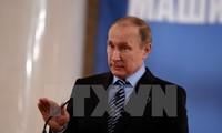 Rusia por establecer relaciones de socio estratégico con ASEAN