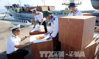 Listo distrito Truong Sa para tempranas elecciones parlamentarias
