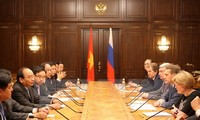 Premier vietnamita se reúne con presidente de la Duma Estatal de Rusia